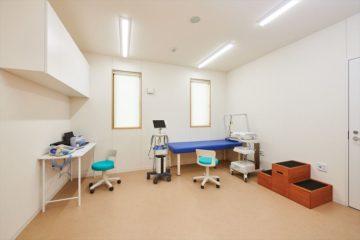 いそべハートクリニック生理検査室2