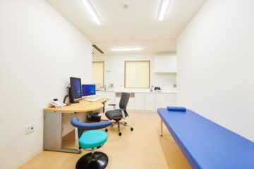 いそべハートクリニック診察室2